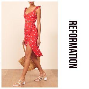 Reformation Belinda Dress RARE